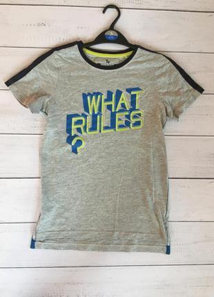Оригинальная детская футболка фирмы tu