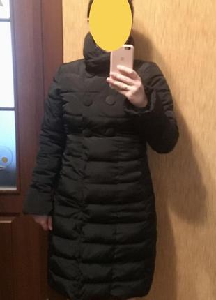 Пальто зимнее р.36/170 oodji
