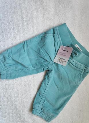 Утепленые штаны