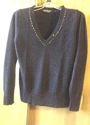 Теплый мягенький пуловер джемпер  от gorothy perkins