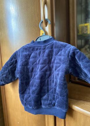 Детская курточка h&м