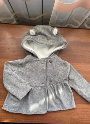 Детская курточка carter's