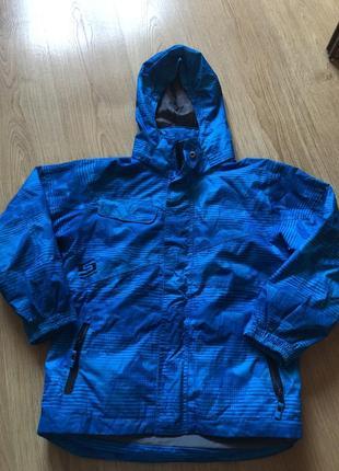 #розвантажуюсь лыжная курточка для ребёнка