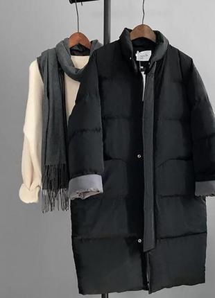 Пуховик, парка теплая, тренд зима 2019