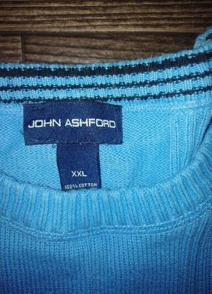 Джемпер john ashford  xxl