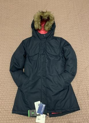 Крутая зимняя куртка mountain warehouse, парка -50❄️☃️