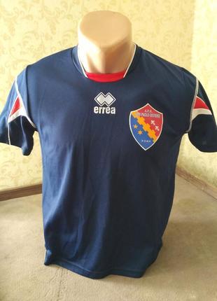 Футболка roma san paolo ostiense errea