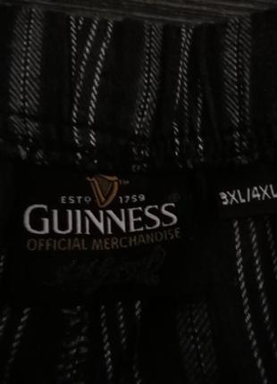 Штаны от пижамы  guinness  4 xl