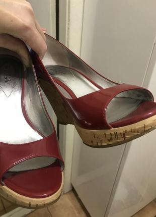 Босоножки туфли guess оригинал