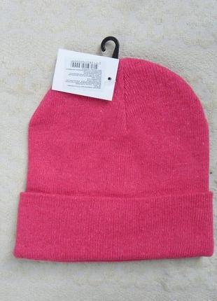 Акция 1+1=3 🎁новая шапка стойка с отворотом, размер универсальный.