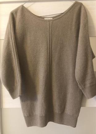 Джемпер свитер пуловер из нежнейшего 100% кашемир а 🌸 loro piana brunello