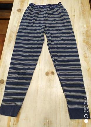 Тепленькие штаны-  термоблье  каьсоники на флисике