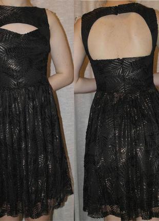 Новое платье кружевное открытая спина плаття турция на праздник