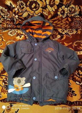 Курточка  на рост 92см honolulu