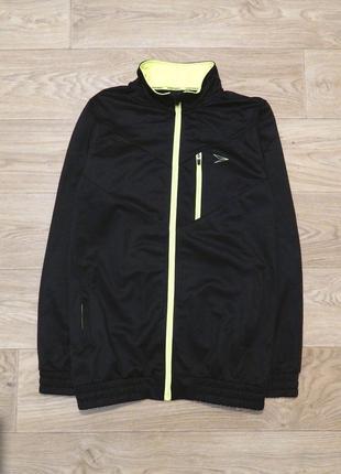 Куртка олимпийка osaga  р. m, 176 см. идеальное состояние
