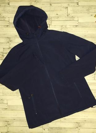 Термо курточка на флисе, для спорта, кофта