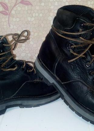 Фирменные мужские ботинки cat