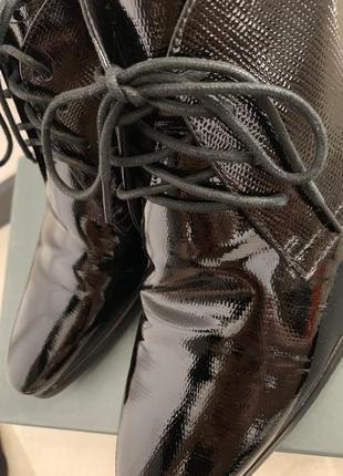 Лаковые туфли braska