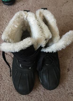Ботинки  landsend кожа  р.38.5