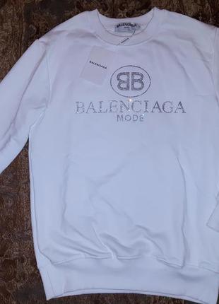 Свитшот,кофта,толстовка в стиле balenciaga.