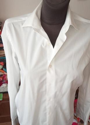 Сорочка рубашка 44розмір хлопок 100%