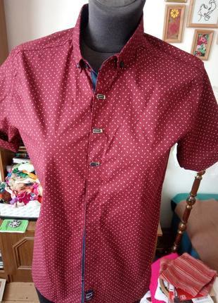 Рубашка сорочка короткий рукав
