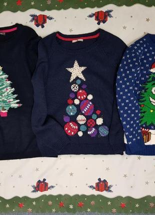 🎄новогодний свитшот для фотосессии,свитер на новый год( ёлка)5 фото