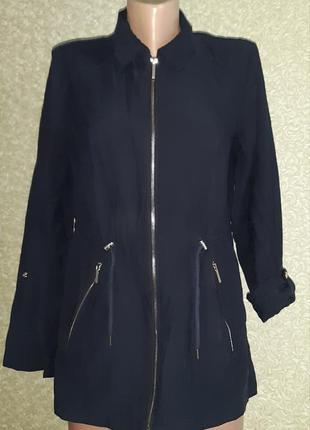 Парка куртка на весну осень тонкая, куртка ветровка
