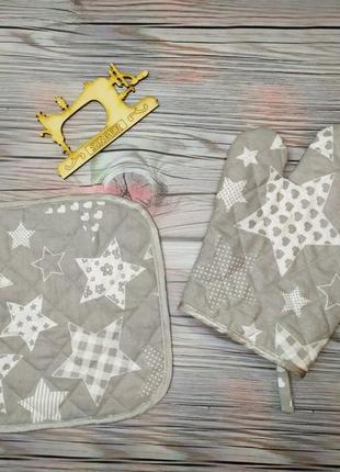 Прихватка рукавичка ( набор из 2 шт)