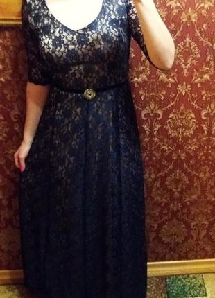 Идеальное вечернее платье