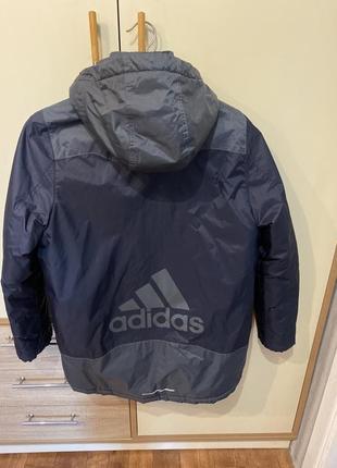 Детская демисезонная куртка adidas