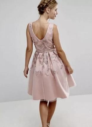 Платье выпускное на корпоратив вечерние кружевное