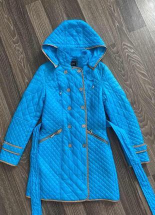 Плащ-пальто демисезонное levin force