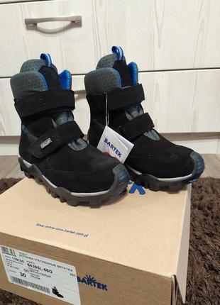 Bartek ботинки зима розпродажа