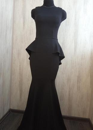 Вечернее платье к новому году