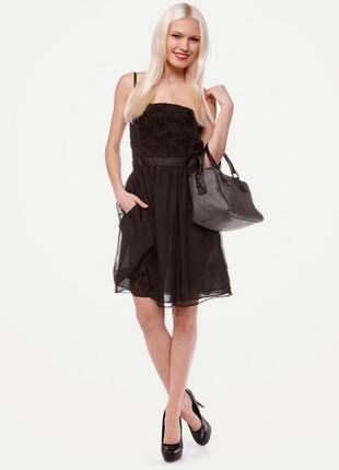 Шелковое платье miss sixty