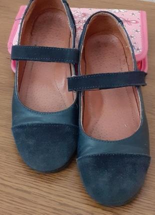 Туфлі для дівчинки little miss