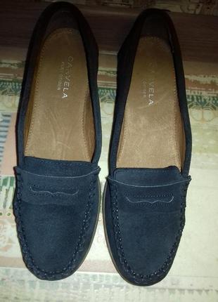 Туфли кожаные kurt geiger
