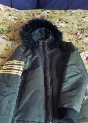Куртка до -11