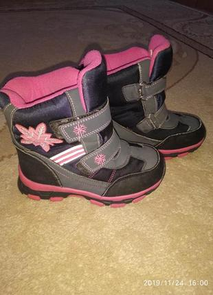 Зимние ботиночки tom.m
