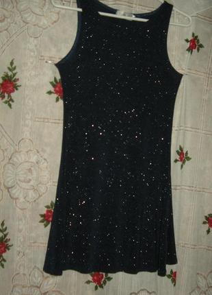"Супер платье""topshop""р.10,96%ацетат,4%эластан"