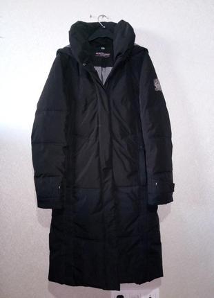 Длинная зимняя куртка northland