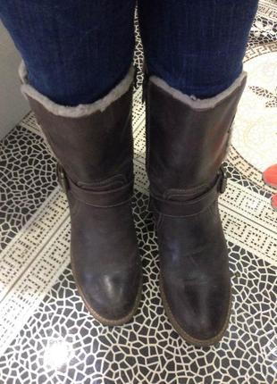 ... Зимние кожаные ботинки стиль гранж ultratex stone walk ежедневное  обновление-подписуйтесь5 1d278c5f8f8