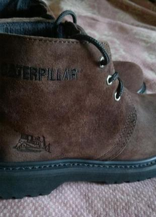 Ботинки caterpillar cat dr martens timberland scarpa lowa оригинал 42р 42.5р