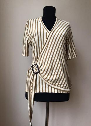 Блузка кофта футболка  zara