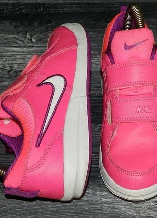 Nike pico 4 ! оригинальные, кожаные, невероятно крутые кроссовки