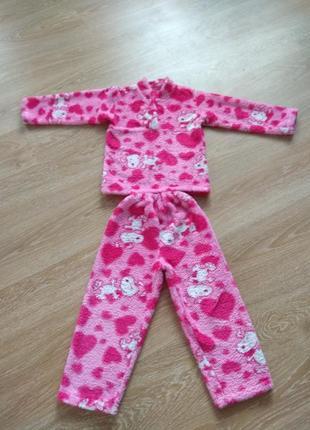 Теплейшая пижама