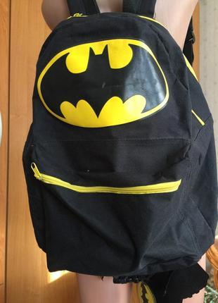Рюкзак с бэтменом