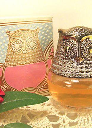 Винтажное аромо-желе avon owl fancy roses, roses + подарок