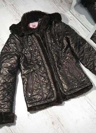Коротка демисезон куртка